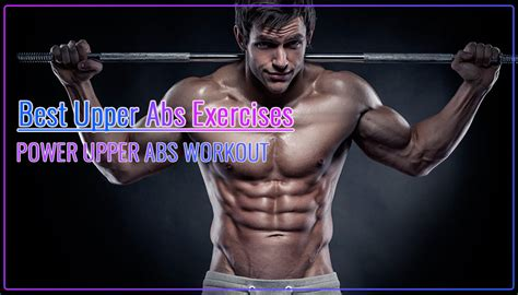 abs exercises upper workout days