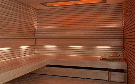 PURE Sauna: Understated elegance