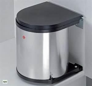Mülleimer Küche Wesco : wesco edelstahl abfalleimer k che 13 l m lleimer badezimmer abfallsammler 40678 ebay ~ Frokenaadalensverden.com Haus und Dekorationen