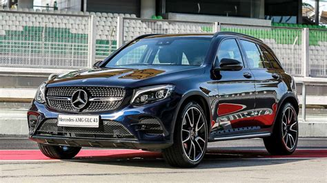 Mercedes-amg Glc 43 4matic And Coupé Launched, 3.0l Suv