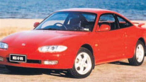 Mazda Mx6 Great 90s Choice