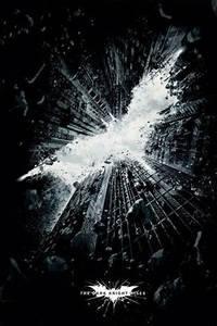 Batman Dark Knight Rises Poster Logo - The Movie Store