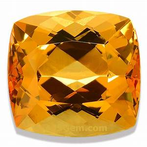 Natural Imperial Topaz From Brazil At AJS Gems