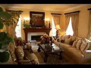 Tuscan Decor Living Room