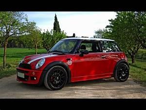 MINI 3 PORTES R50 Cooper Prépa John Cooper Works coupé Rouge occasion 12 500 € 42 900 km