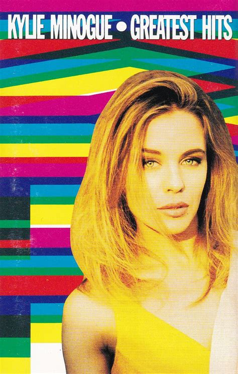 Kylie Minogue - Greatest Hits (1992, Cassette) | Discogs