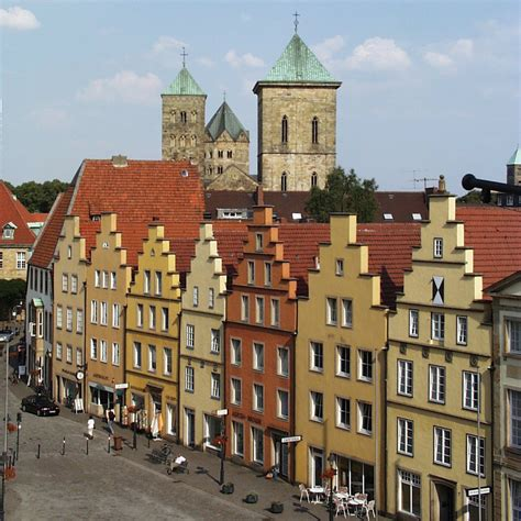 city post osnabrück osnabr 252 ck and derby twinning experiences 40 years of
