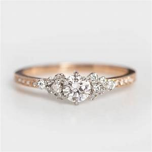 japanese rose ring wedding engagement catbird With japanese style wedding rings