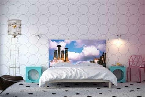 Muster Tapeten Schlafzimmer by Beispiel Schlafzimmer Tapete Dekoration Wohndesign