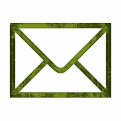 Icon Email Clipart Mail Square Shape Letter