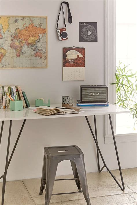Office Furniture Outfitters by Metal Tubing Desk Outfitters Eames And Metals