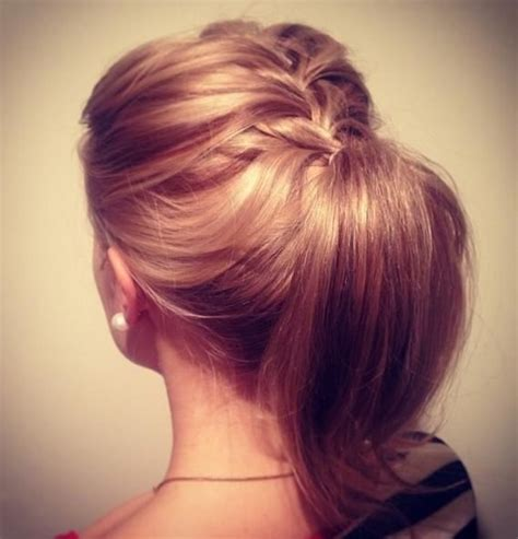 Summer Ponytail Hairstyles by 16 Braided Hairstyles For Pretty Designs