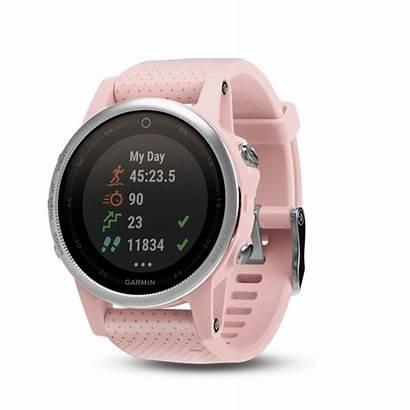 Garmin 5s Fenix Pink Fēnix Sapphire Sg