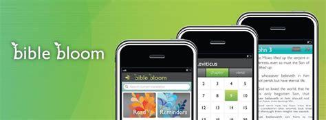 bible app for iphone bible bloom iphone bible app churchmag