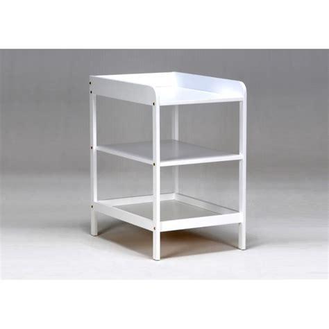 meuble a langer malaga meuble 224 langer laqu 233 blanc achat vente table