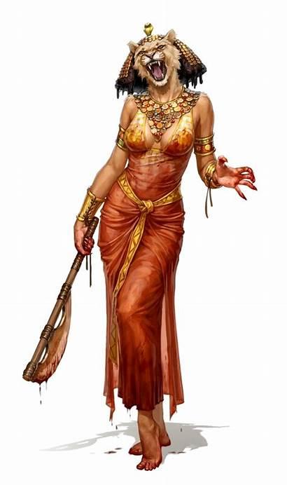Egyptian Sekhmet Mythology Goddess Bastet Gods 5e