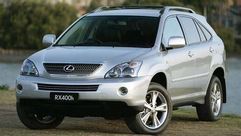 lexus rx review   carsguide