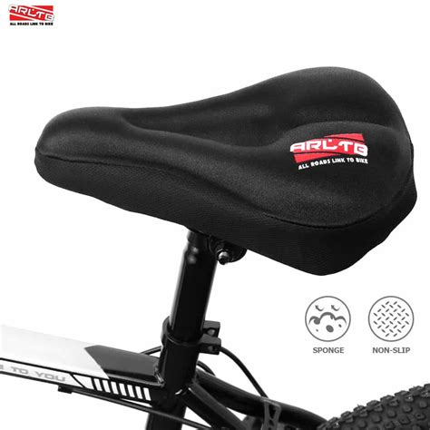 bike saddle stool buy arltb bicycle seat cover silicone gel pad seat saddle cover 3d cushion online from jbm gear