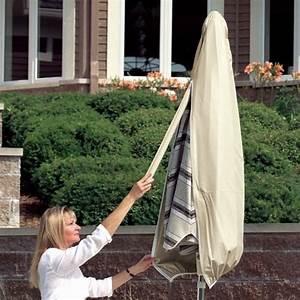 6 U0026 39  To 8 U0026 39  Small Patio Umbrella Cover With Wand Pc1170
