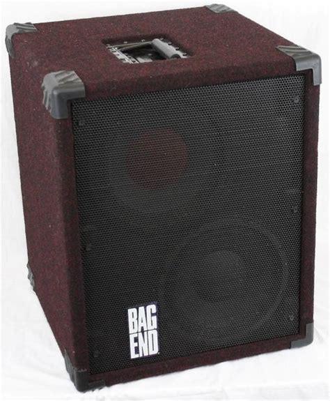 2x10 Bass Guitar Cabinet by Bag End D10bx D D 10 Bx D 2x10 Electric Bass Guitar
