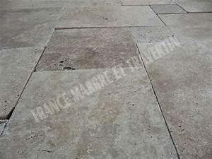 travertin opus romain a partir de 10 eur ht m2 40x60 et With plage piscine pierre naturelle 6 terrasse travertin hydrofuge et impermeabilisant blog