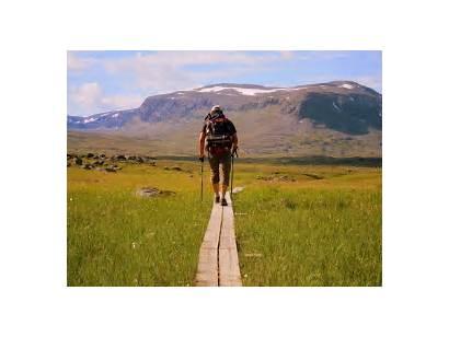 Kungsleden Trail Sweden Backpacking Mountains Sarek National
