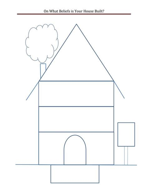 dbt house blank therapy techniques pinterest
