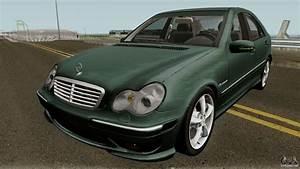 Ersatzteile Mercedes Benz C Klasse W203 : mercedes benz c klasse w203 c32 us spec for gta san andreas ~ Kayakingforconservation.com Haus und Dekorationen
