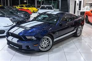 Used 2010 Ford Mustang Shelby GT500 Only 3k Miles! Upgrades 673 RWHP Coupe For Sale (Special ...