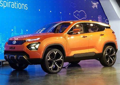 Tata H5X concept is Indian firm's first vehicle based on ...