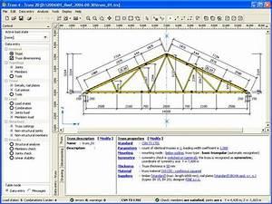Roof Truss Design Software Steel Roof Truss Design