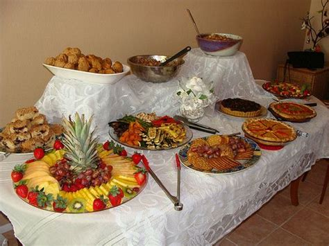 Tropical Themed Food