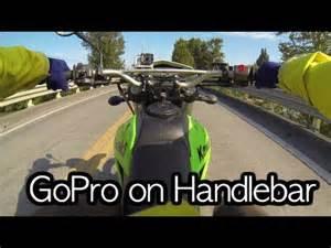 gopro handlebar mount dual sport dirtbike enduro