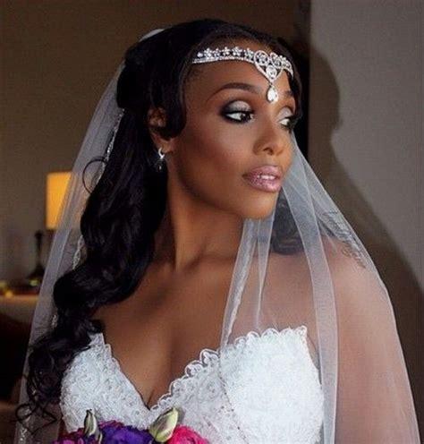 superb black wedding hairstyles black wedding