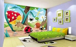 papier peint personnalise tapisserie numerique paysage With tapis chambre bébé avec livraison fleur thailande