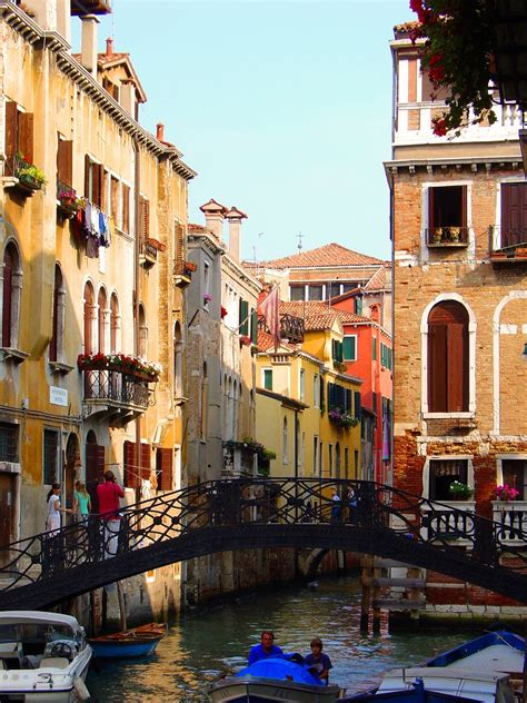 Getting To Know Venice Italy