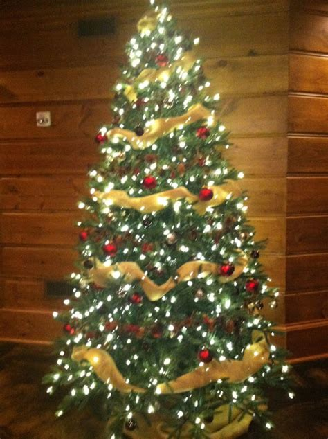 decorating the christmas tree with mesh calculating blessings blessing 157 decorating trees