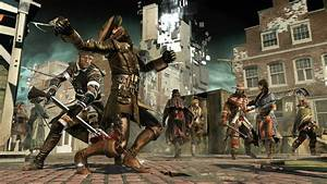 Assassin's Creed 3 Gets New Single-Player and Multiplayer ...