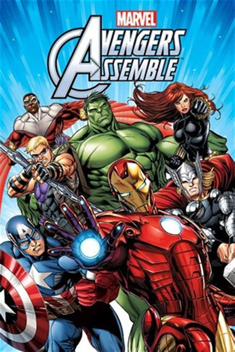 Heroes Of The Animated Wallpaper - assemble characters marvel poster popartuk