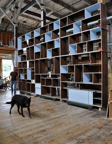 Full Wall Bookcase  Modern  Bookcases  Seattle By
