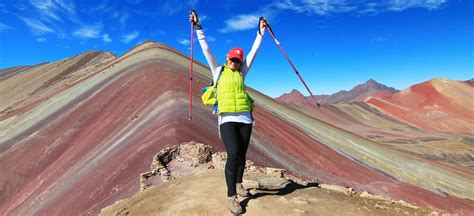 Rainbow Mountain Peru Elevation Vinicunca Yauricunca 6D/5N ...