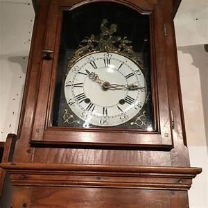 horloge de parquet mouvement a coq 19 eme horloges de With horloge parquet