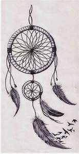Tatouage Capteur De Rêve : capteur de r ve tatouages tattoos dream catcher tattoo design et dream catcher tattoo ~ Melissatoandfro.com Idées de Décoration