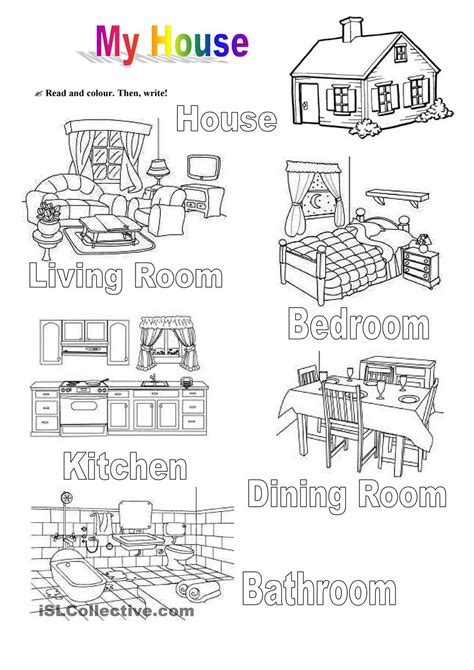 house english primary school kindergarten worksheets