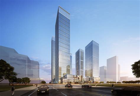 goettsch partners  design  towers  booming