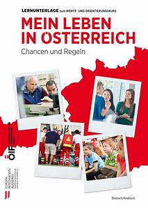 Leben In österreich : lernunterlage zum werte und orientierungskurs mein leben in sterreich by sterreichischer ~ Markanthonyermac.com Haus und Dekorationen