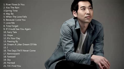 Yiruma's Best Piano Song Collection