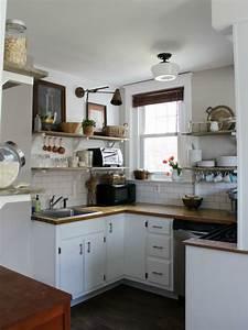 Kleine Küche U Form : kleine k che traditionell apartment nische raum u form idee wohnen pinterest form ideen ~ Buech-reservation.com Haus und Dekorationen