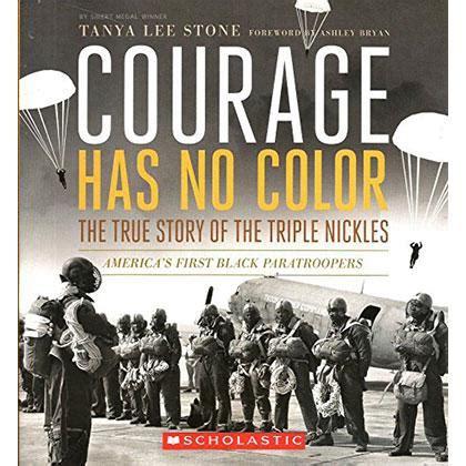 courage has no color courage has no color scholastic book fairs