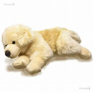 Toypost - Golden Retriever Dog soft toy dog, 38cm